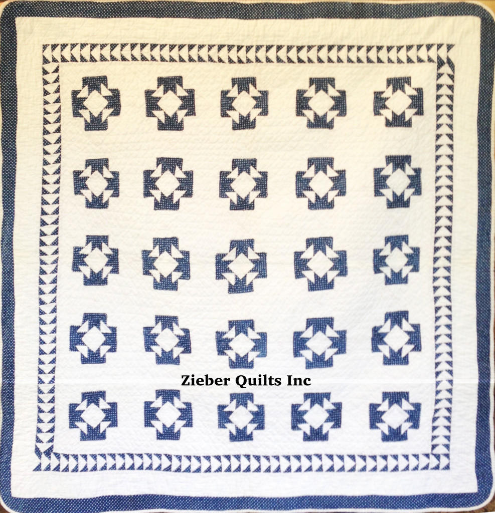 c1900 Crib Quilt Zieber Quilts Collection