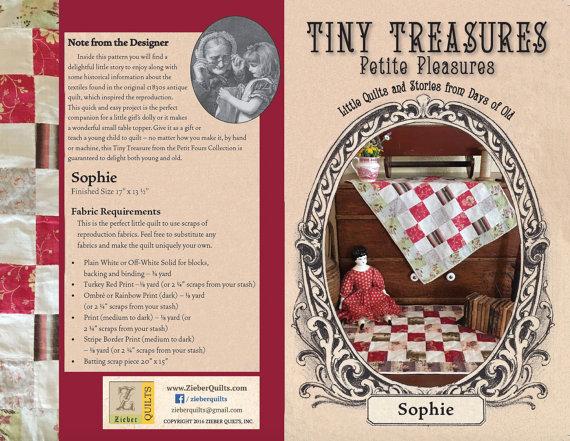 Tiny Treasures Sophie